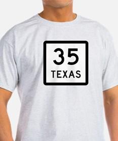 State Highway 35, Texas T-Shirt