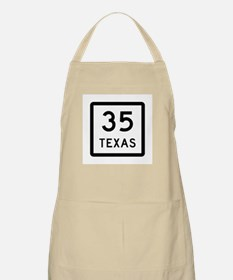 State Highway 35, Texas Apron
