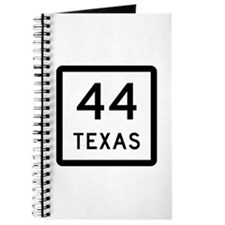 State Highway 44, Texas Journal