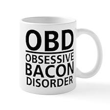 Obsessive Bacon Disorder Mugs