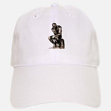 Rodin Thinker Remake Baseball Baseball Cap