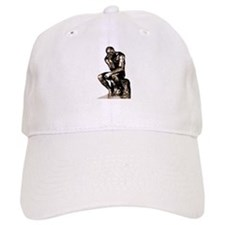 Rodin Thinker Remake Baseball Cap