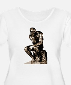 Rodin Thinker Remake T-Shirt