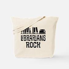 Librarian Book Gift Idea Tote Bag