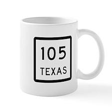 State Highway 105, Texas Mug