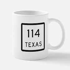 State Highway 114, Texas Mug