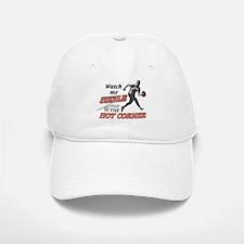 Softball Hot Corner Sizzle! Baseball Baseball Cap