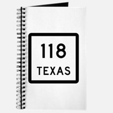 State Highway 118, Texas Journal
