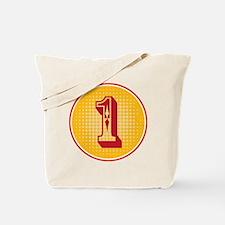 I first! Tote Bag