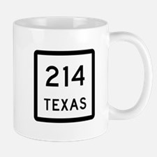 State Highway 214, Texas Mug