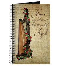 Irish Rose Harp Journal