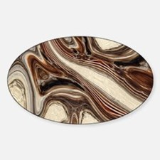 modern swirl Decal