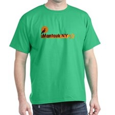 Montauk - Long Island. T-Shirt