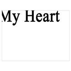 A Plumber Owns My Heart Poster