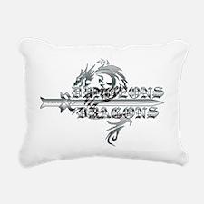 RPG Rectangular Canvas Pillow