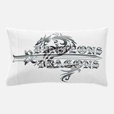 RPG Pillow Case