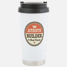 Builder contractor Travel Mug