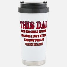 This Dad Pays Travel Mug