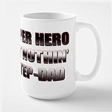 Drag Racing Step-Dad Mugs