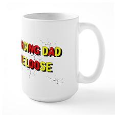 Drag Racing Dad Mugs