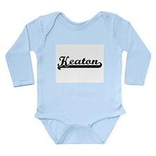 Keaton surname classic retro design Body Suit