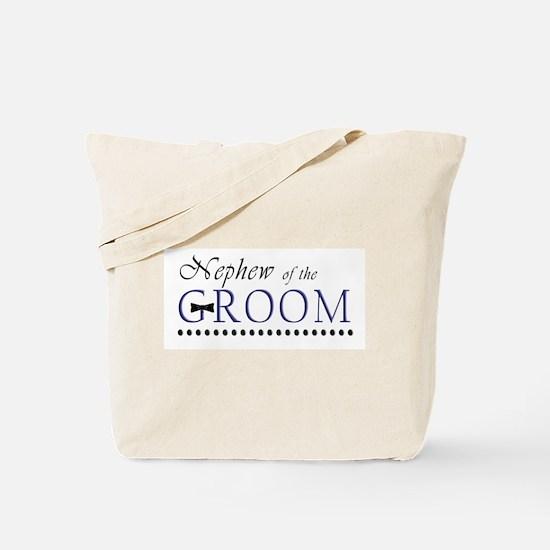 Nephew of the Groom Tote Bag