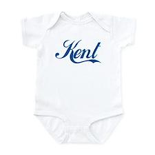 Kent (cursive) Infant Bodysuit