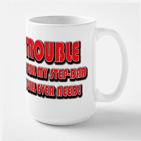 911 Stepdad Mugs