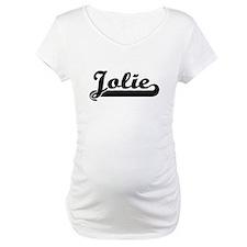 Jolie surname classic retro desi Shirt