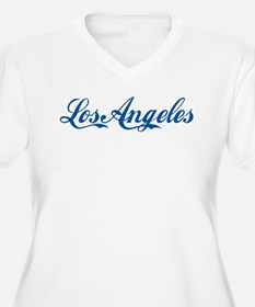 Los Angeles (cursive) T-Shirt