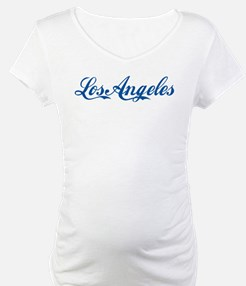 Los Angeles (cursive) Shirt