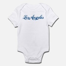 Los Angeles (cursive) Infant Bodysuit
