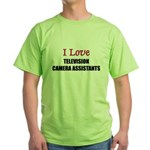 World's Coolest ANNOYING BROTHER Green T-Shirt