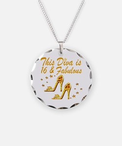 DAZZLING 16TH DIVA Necklace