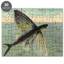 Flying Fish Puzzle