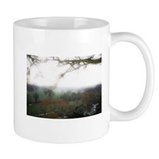 Warwick Castle View Mugs