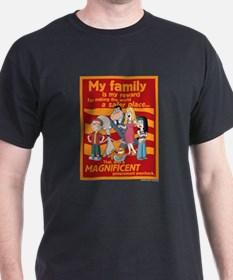 American Dad My Family T-Shirt