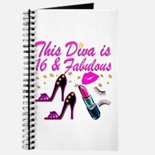 DAZZLING 16TH DIVA Journal