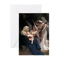 Song of the Angels Greeting Card