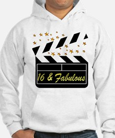 DAZZLING 16TH DIVA Hoodie