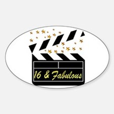 DAZZLING 16TH DIVA Decal