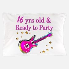 16TH ROCK STAR Pillow Case