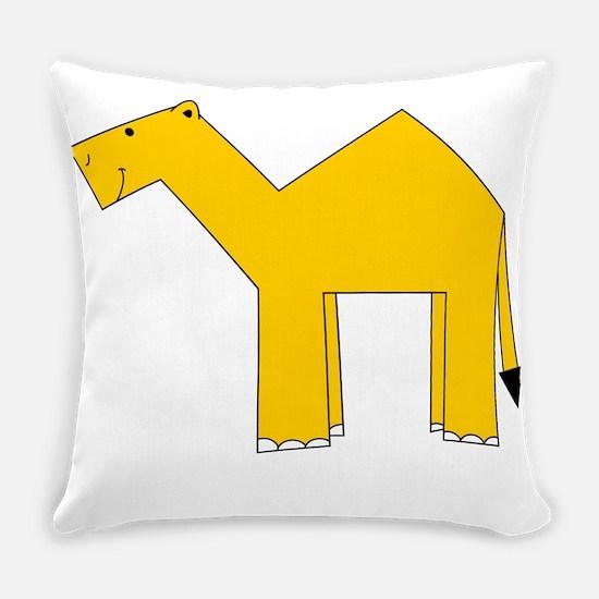 Camel10.png Everyday Pillow