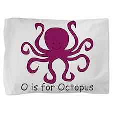 Octopus10.png Pillow Sham
