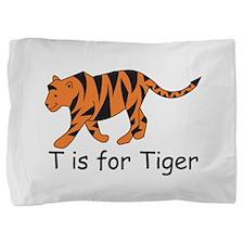 Tiger10.png Pillow Sham