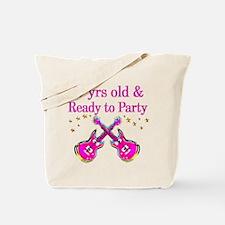 16TH ROCK STAR Tote Bag