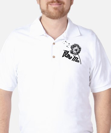Blow Me Golf Shirt
