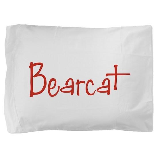 Bearcat10x8.png Pillow Sham