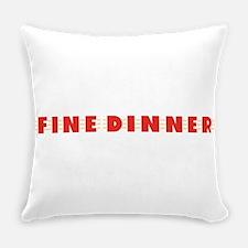 FineDinner10x8.png Everyday Pillow