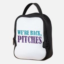 We're Back, Pitches Neoprene Lunch Bag